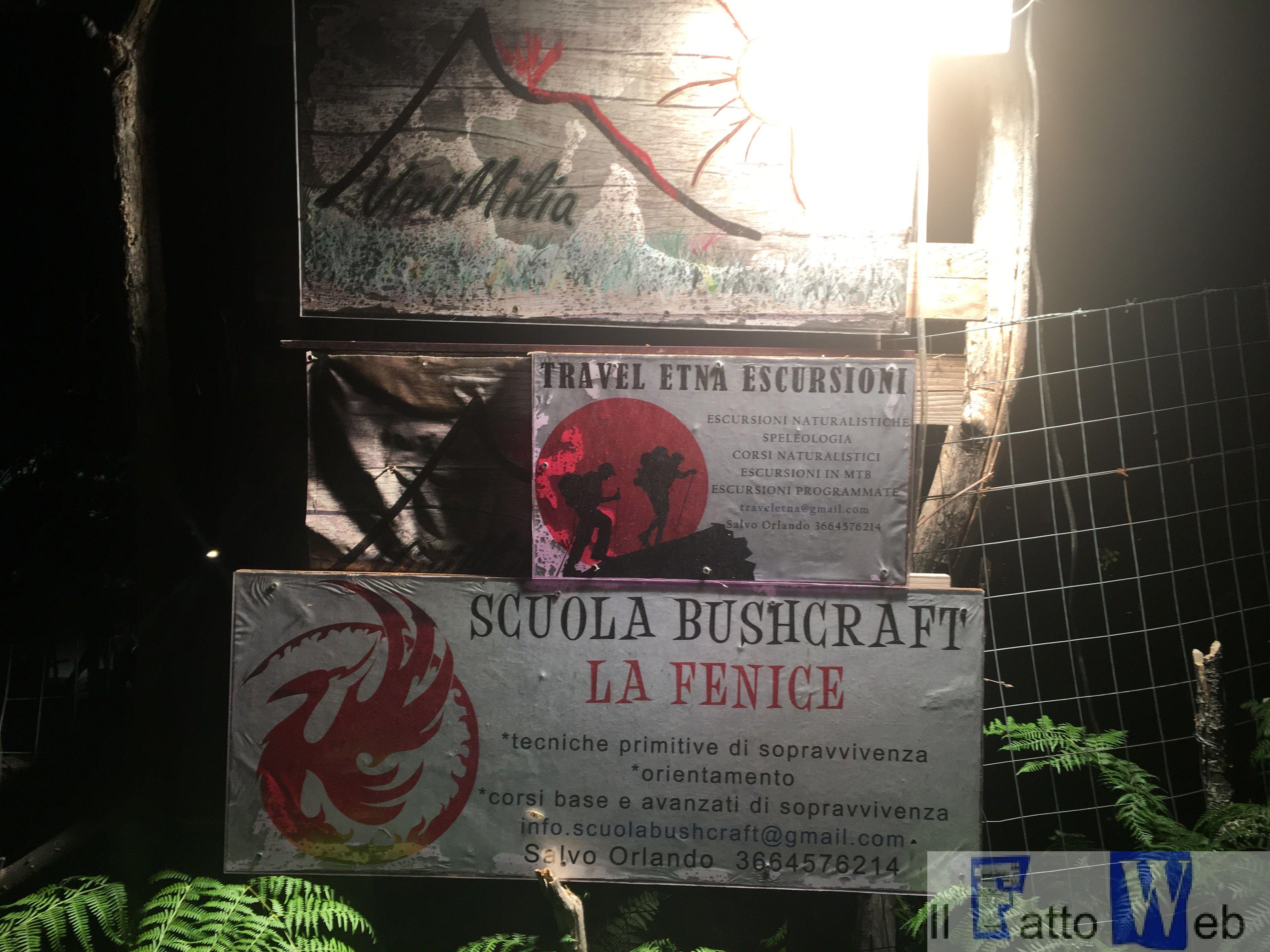 Una passeggiata al tramonto sull'Etna con ViviMilia