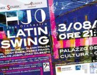 La musica swing dell'HJO Jazz Orchestra in concerto al Palazzo della Cultura