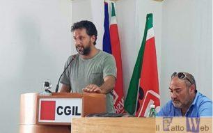 Gianluca Patanè  il nuovo segretario della Slc Cgil Catania