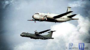 Atlantic e P-72A del 41° Stormo