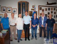 """Il """"Club degli Antisom"""" in visita al 41° Stormo di Sigonella"""