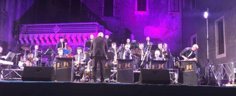 Sold Out al Platamone con lo swing dell'HJO Jazz Orchestra