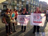 La Cgil in piazza a Catania per manifestare contro la violenza sulle donne