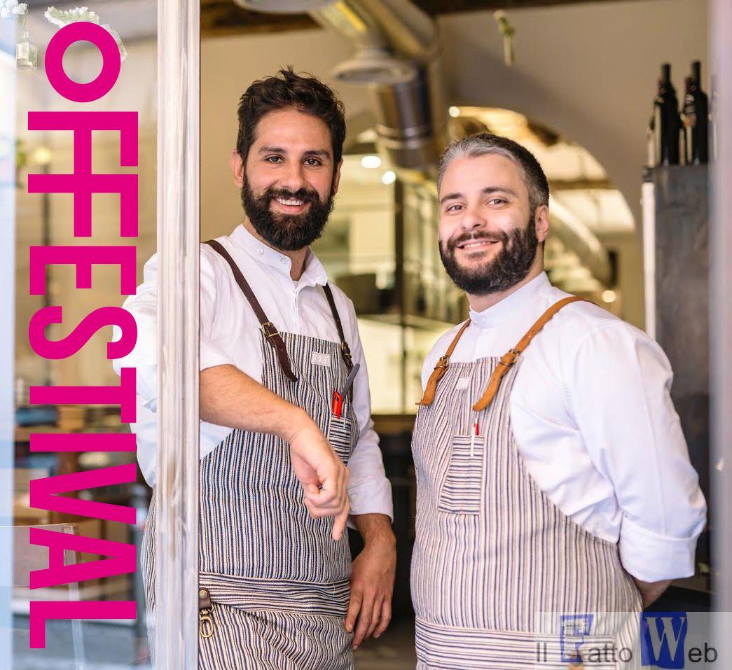Parte a Catania l'OFFESTIVAL, la rassegna con i cuochi più OFF d'Italia