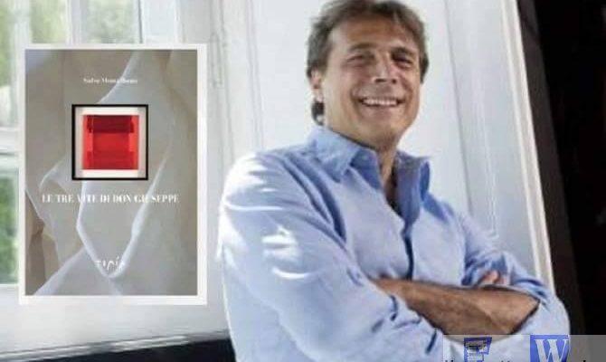 """Salvo Montalbano presenta il romanzo """"Le tre vite di Don Giuseppe"""""""