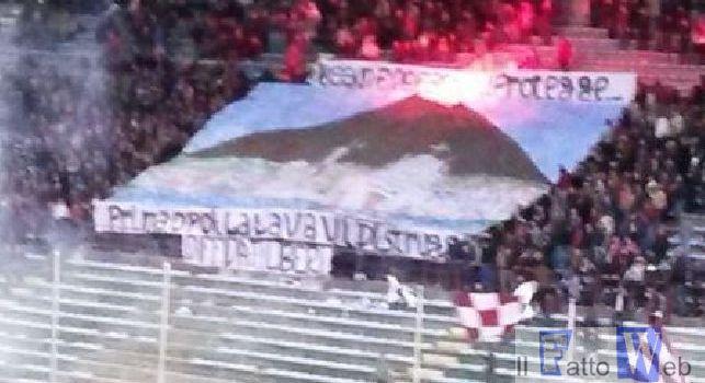 Polizia:discriminazione territoriale esposto allo stadio Granillo in occasione della partita Reggina-Catania