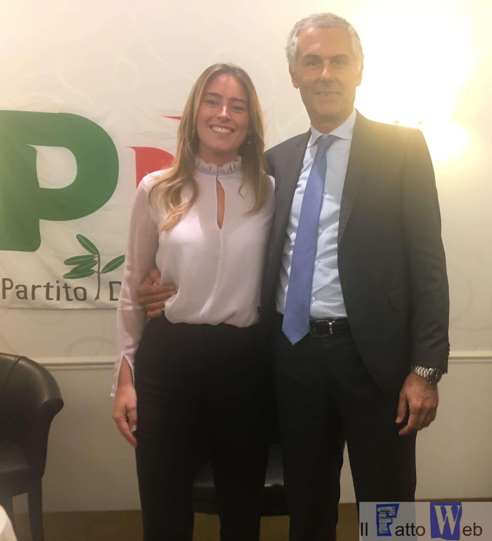 """Maria Elena Boschi: """"Se fossi siciliana voterei Fabrizio Micari"""""""