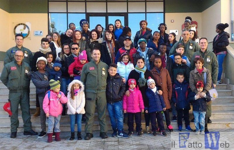 L'Aeroporto di Sigonella ospita un Istituto di Accoglienza minorile