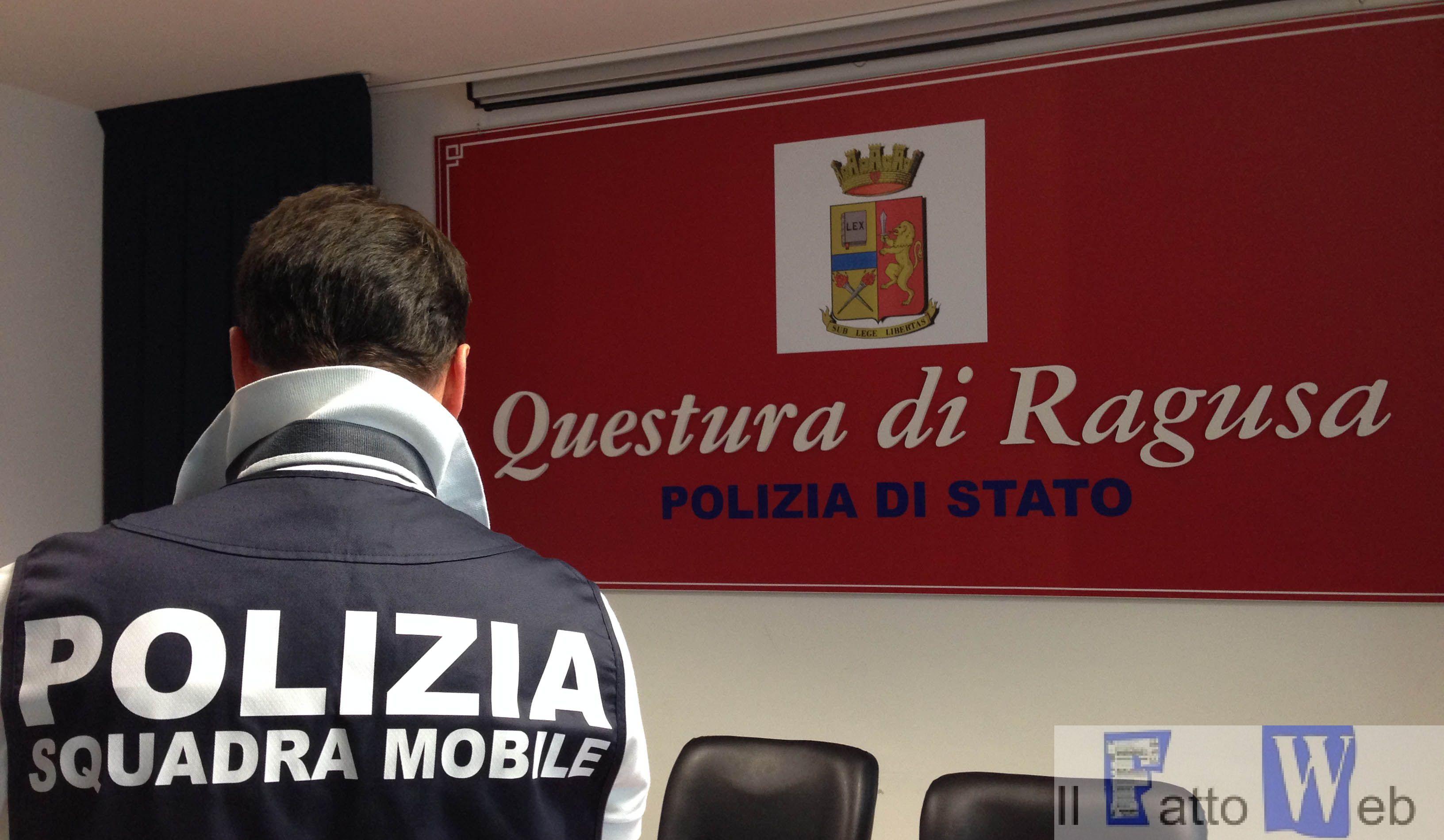 La Squadra Mobile di Ragusa arresta maniaco sessuale seriale