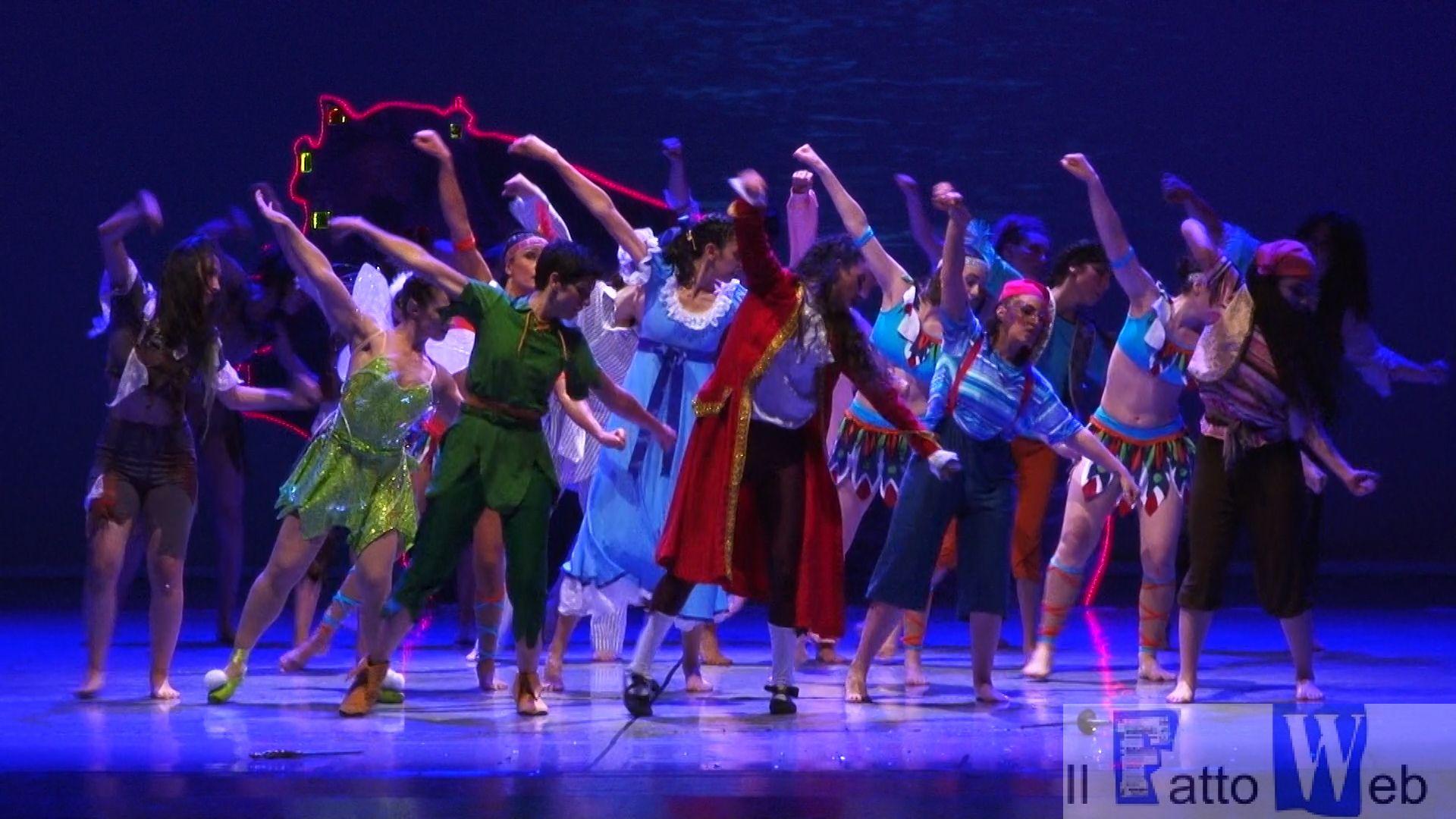 Peter Pan tra stupore e magia incanta grandi e piccini