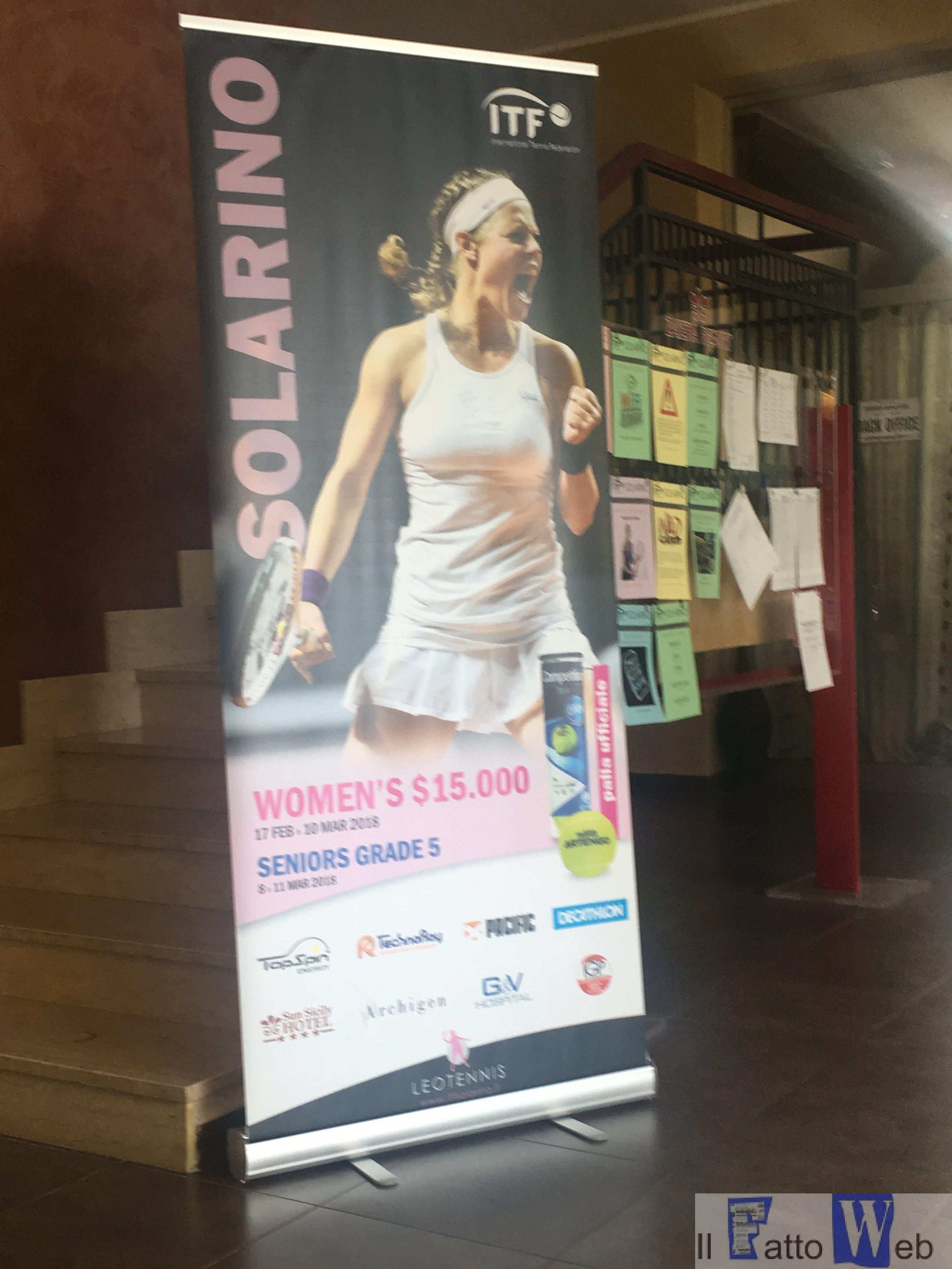 Tennis Rosa: Al via la quarta edizione dell'ITF Women's Pro Circuit