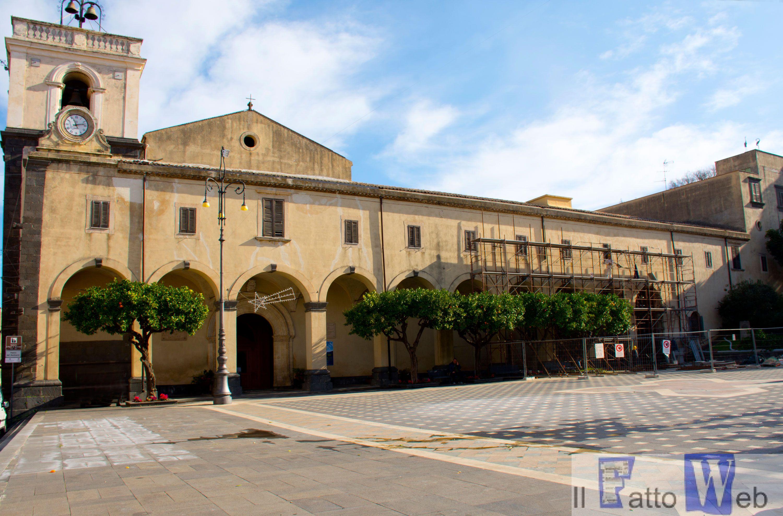 TerSicula: Un Pilastro per Maria a sostegno del restauro del Santuario di Valverde