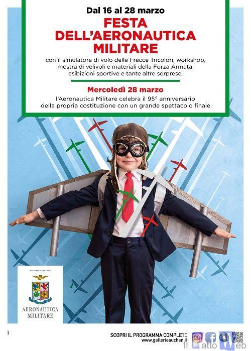 """Alle Porte di Catania  si inaugura la """"Festa dell'Aeronautica Militare"""""""