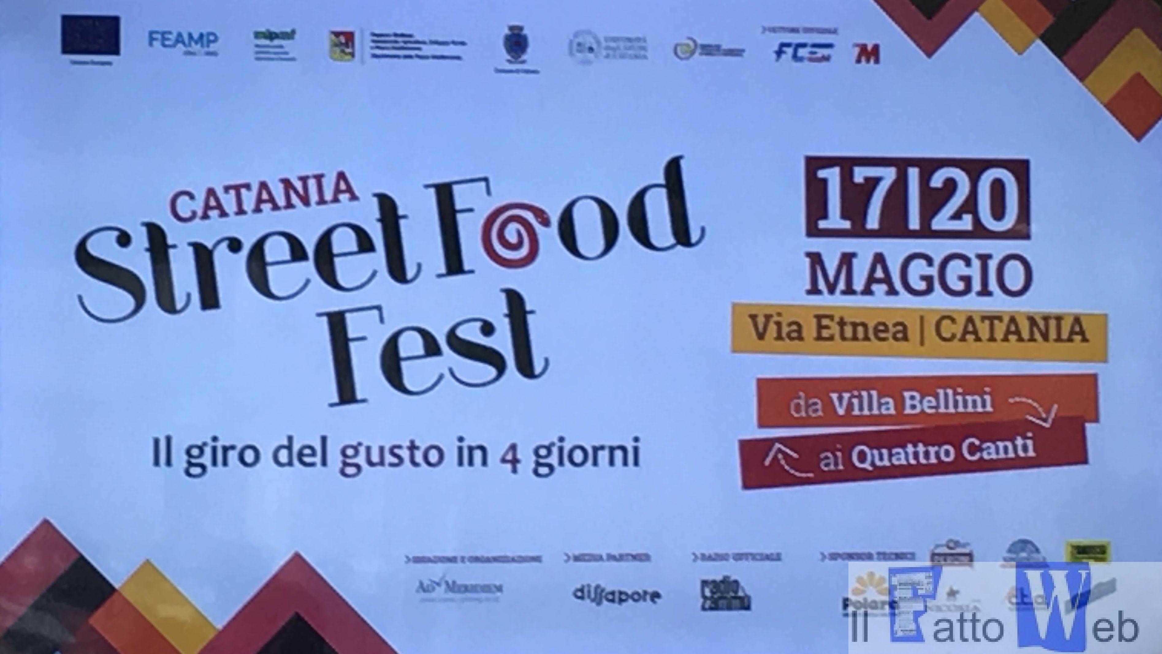 Lo Street Food Fest conquista la città di Catania