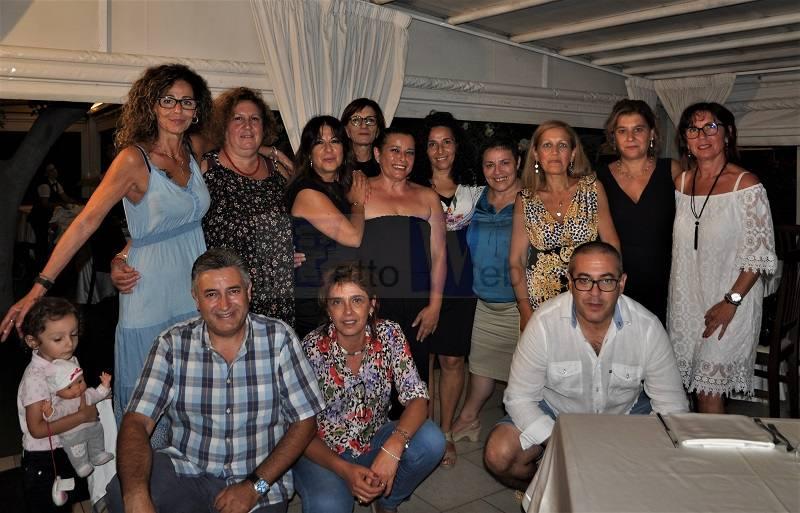 """Dopo 31 anni si riunisce la """"5ªC"""" del Commerciale di Taormina"""