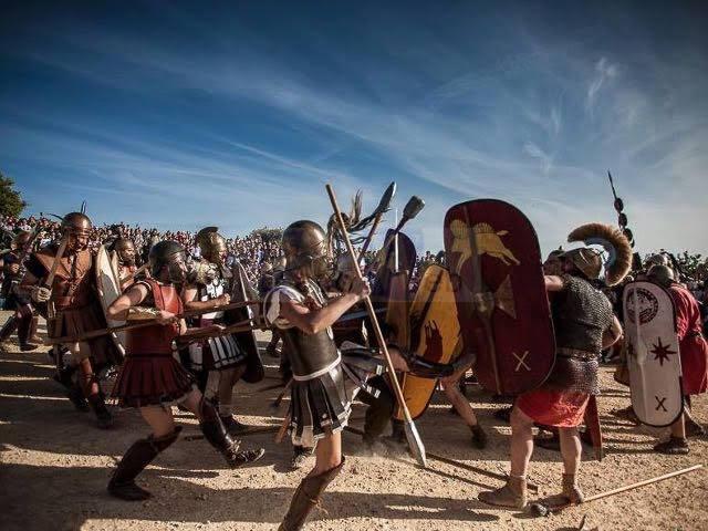 """Il 6 e 7 ottobre torna ad Agrigento """"il trionfo di Esseneto, atleta di Akragas e campione ai giochi olimpici"""""""
