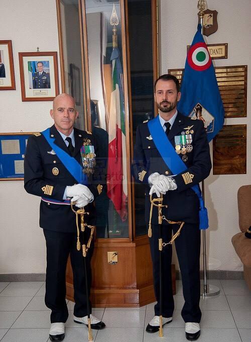 Cambio Comando al 41° Stormo e all'Aeroporto di Sigonella