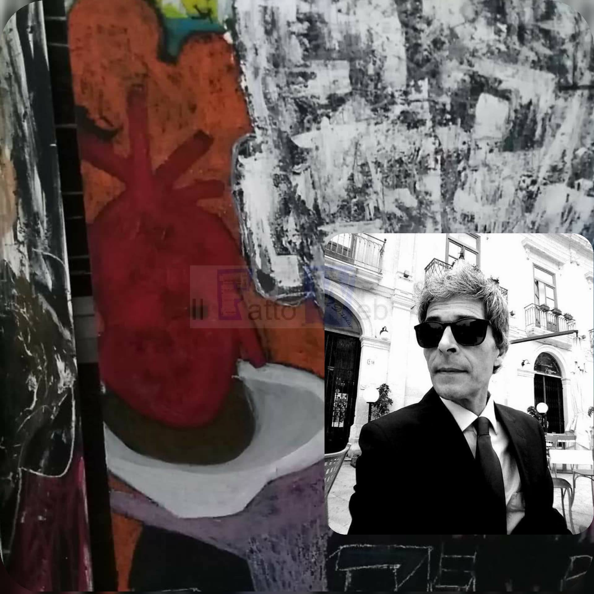 """L'artista Massimiliano Frumenti racconta l'amore nella mostra """"Erosnauti"""""""