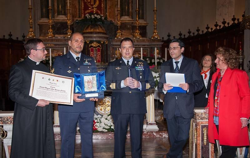 """L'Aeronautica Militare prende parte al """"Premio Idria 2018"""""""