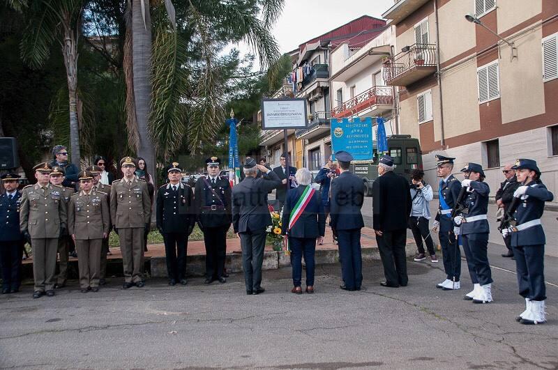 Scordia intitola un Largo al Sottotenente Pilota Leonardo Ferrulli