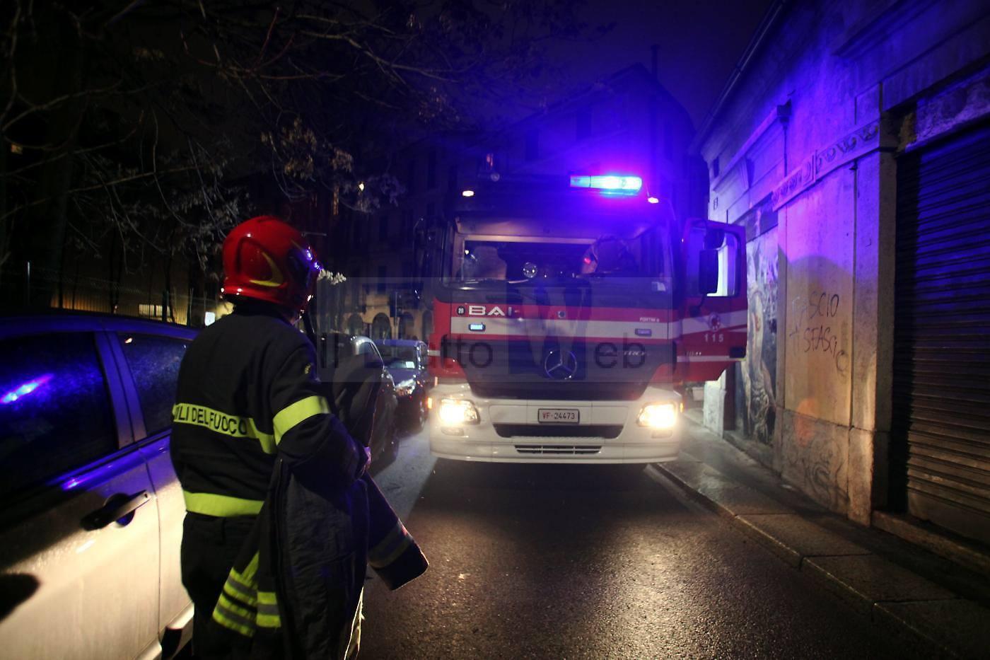 Esplosione in via Garibaldi: la Procura della Repubblica di Catania proscioglie il Capo Squadra dei Vigili del Fuoco
