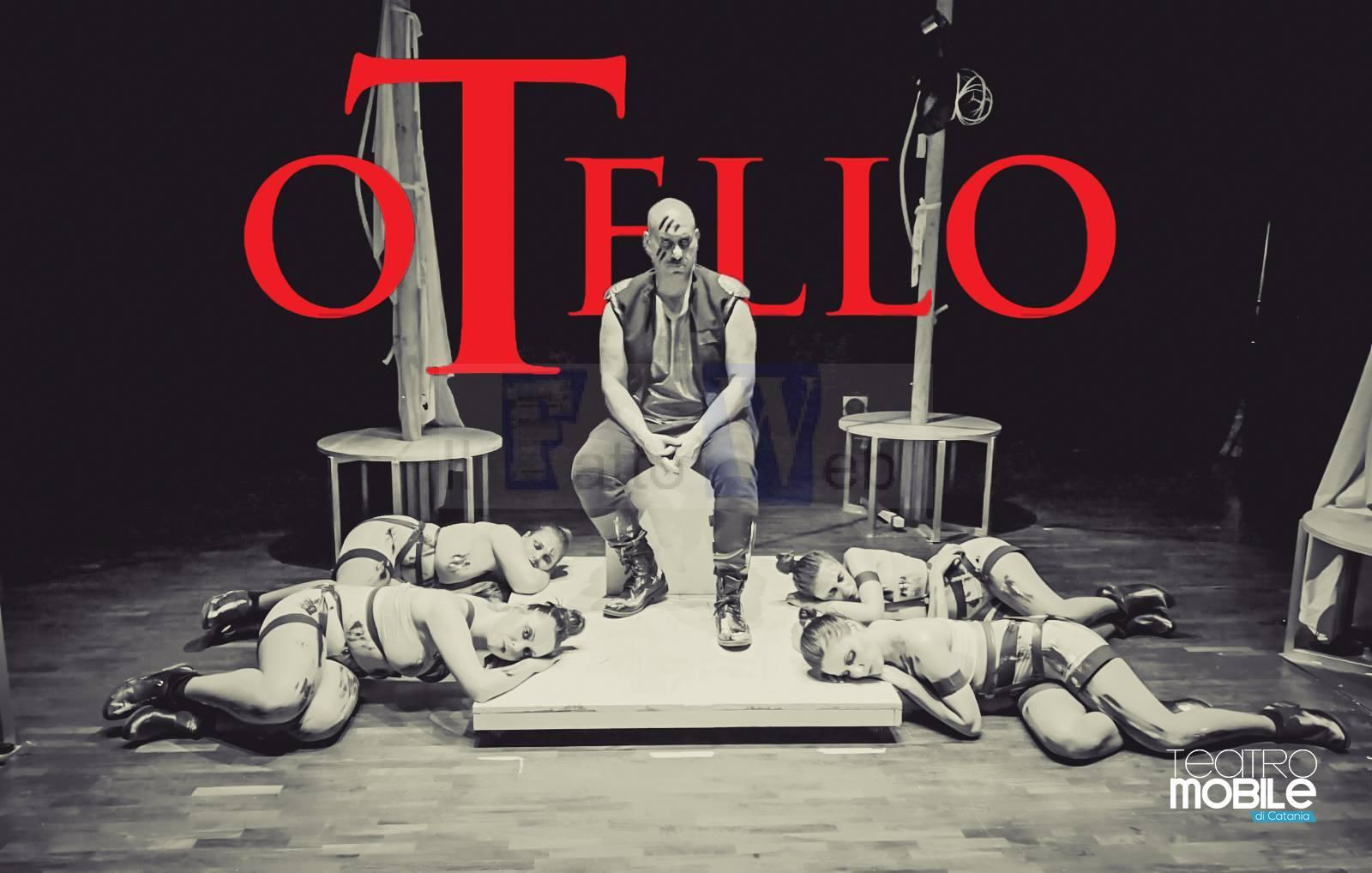 Teatro Mobile di Catania, Otello un classico dal sapore contemporaneo visto con gli occhi delle donne