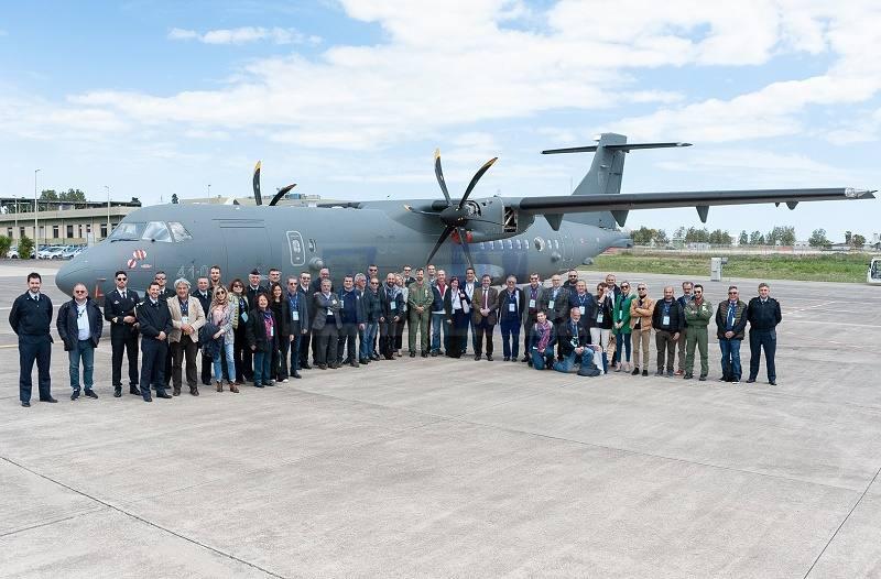 """""""Comunicare Sigonella"""", relatori dell'Aeronautica Militare hanno illustrato alcune peculiarità dell'Aeroporto Siciliano ai giornalisti professionisti"""