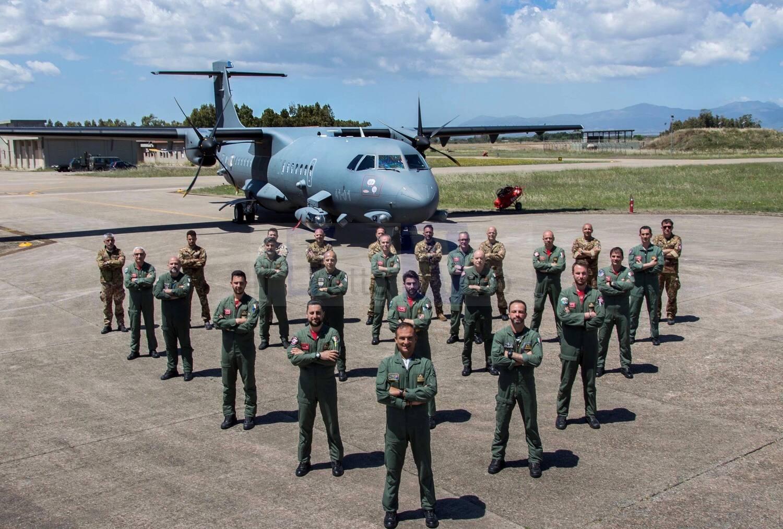 """Aeronautica Militare: personale del 41° Stormo di Sigonella si addestra nella """"Joint Stars 2019"""""""
