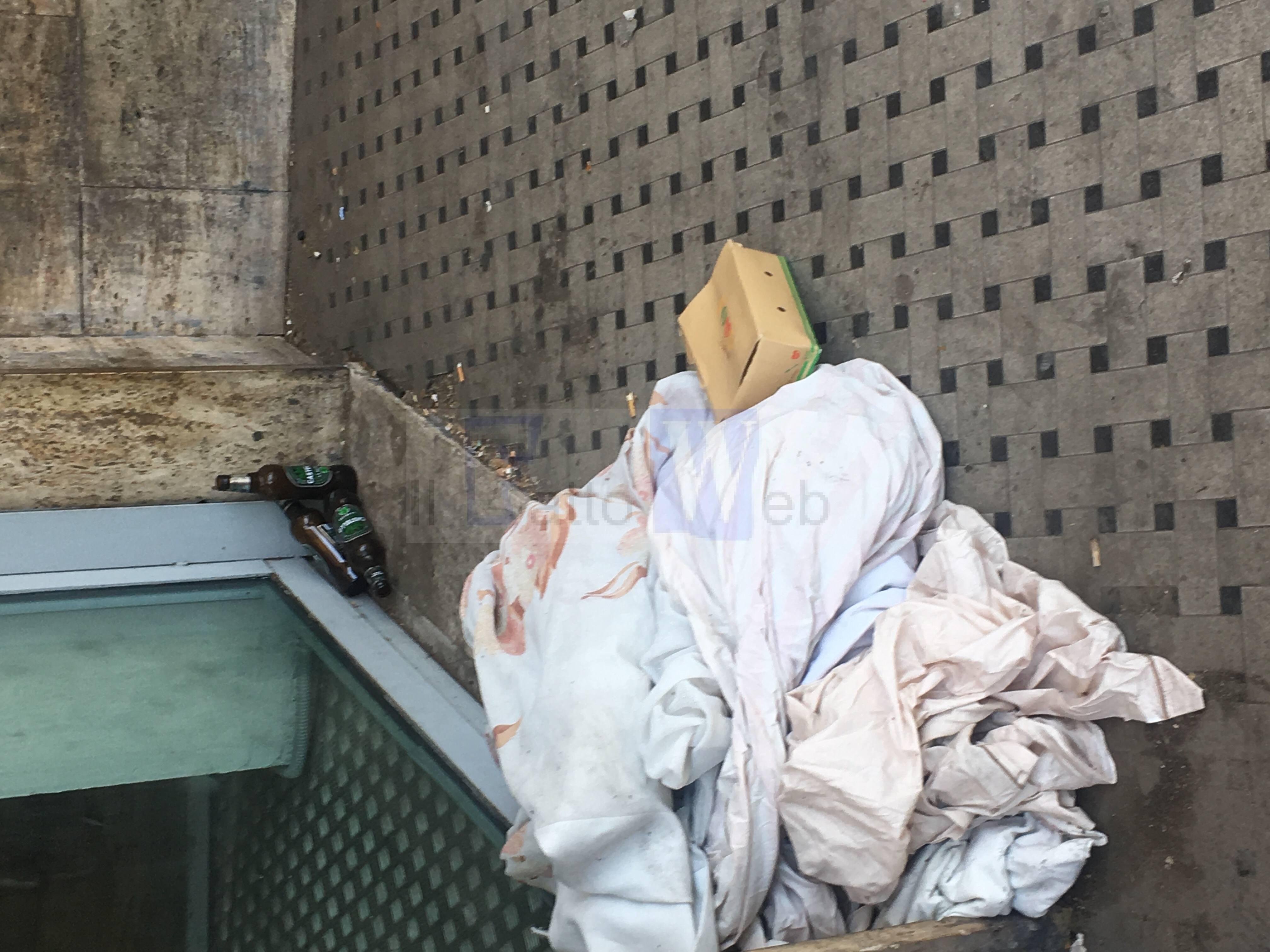 Inciviltà a Catania: le segnalazioni dei nostri lettori
