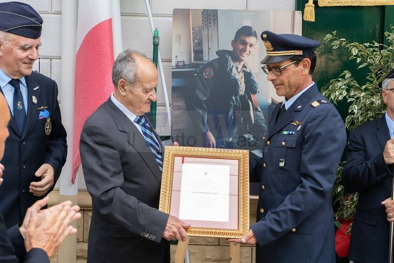 Scordia (CT), costituito un nucleo dell'Associazione Arma Aeronautica dedicato al compianto Maggiore Pilota Michelangelo Trimarchi