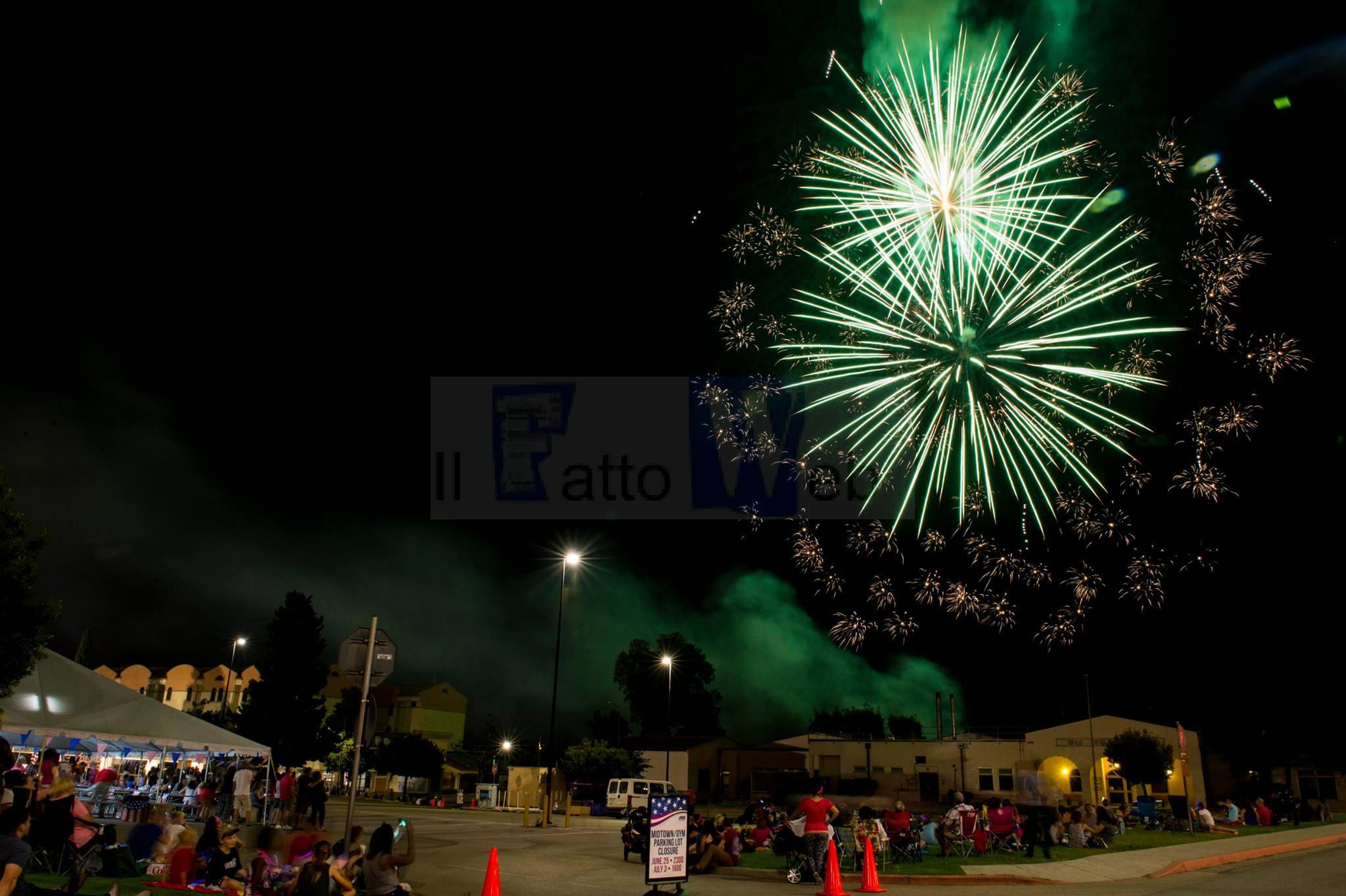 Al NAS1 di Sigonella americani e siciliani festeggiano l'Independence Day