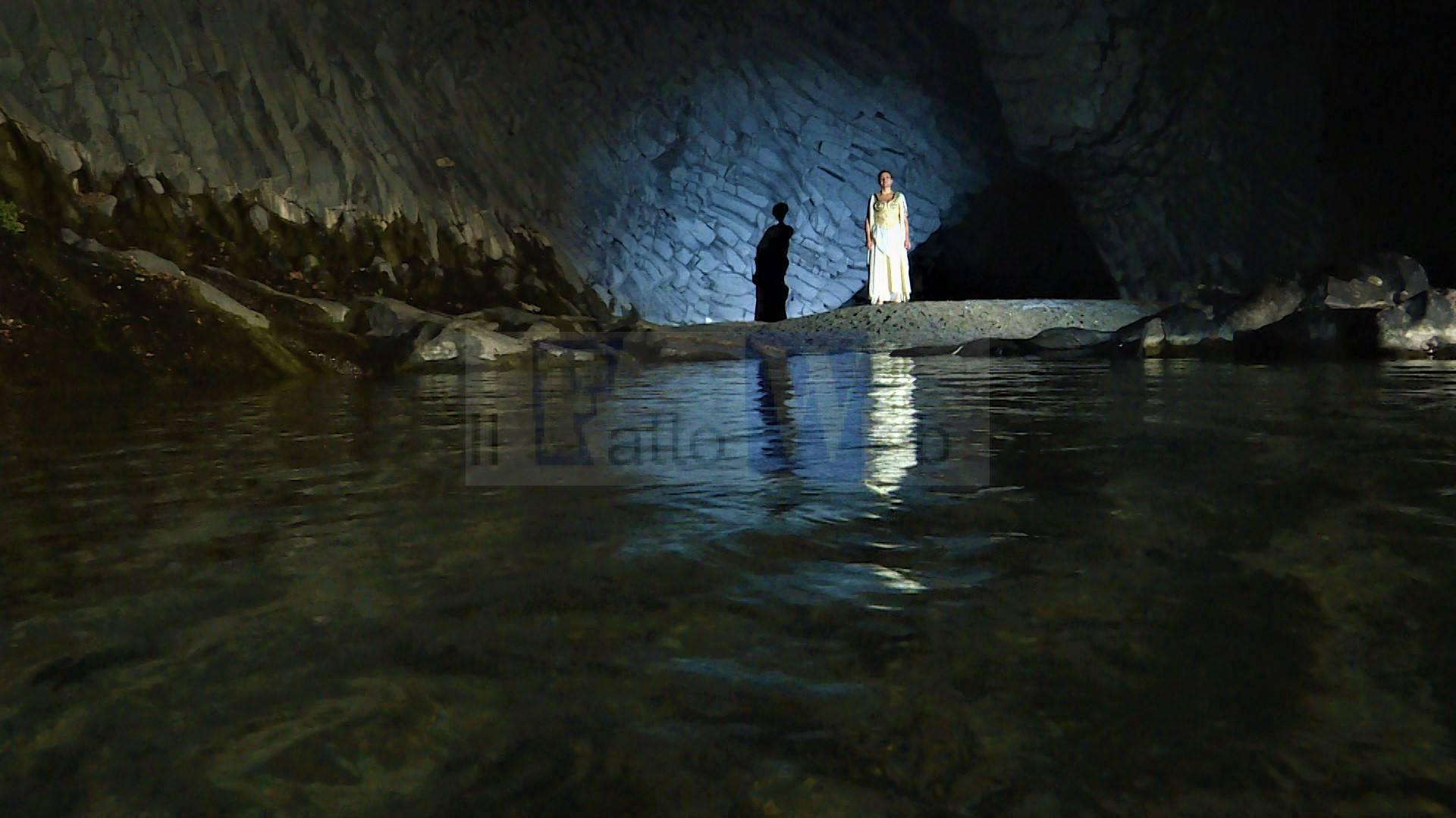 Alle Gole dell'Alcantara va in scena l'Odissea, il confronto con diverso e ignoto