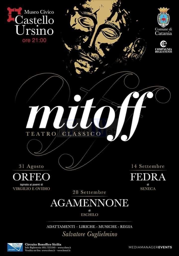 """Al Castello Ursino presentata la rassegna """"Mitoff"""""""