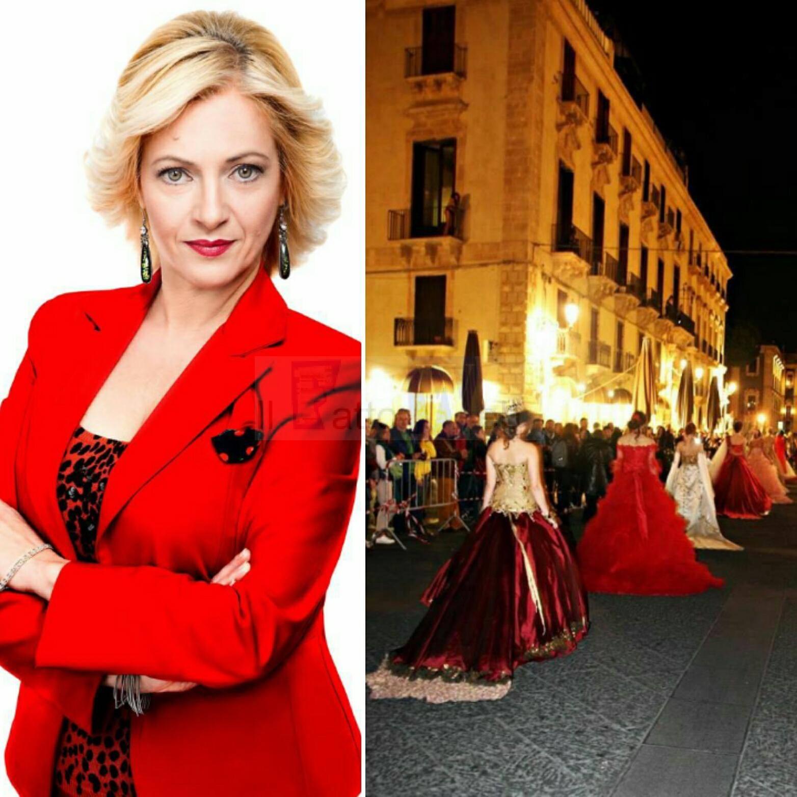 """""""Parto dal Porto"""", una sfilata di moda per omaggiare Vincenzo Bellini"""