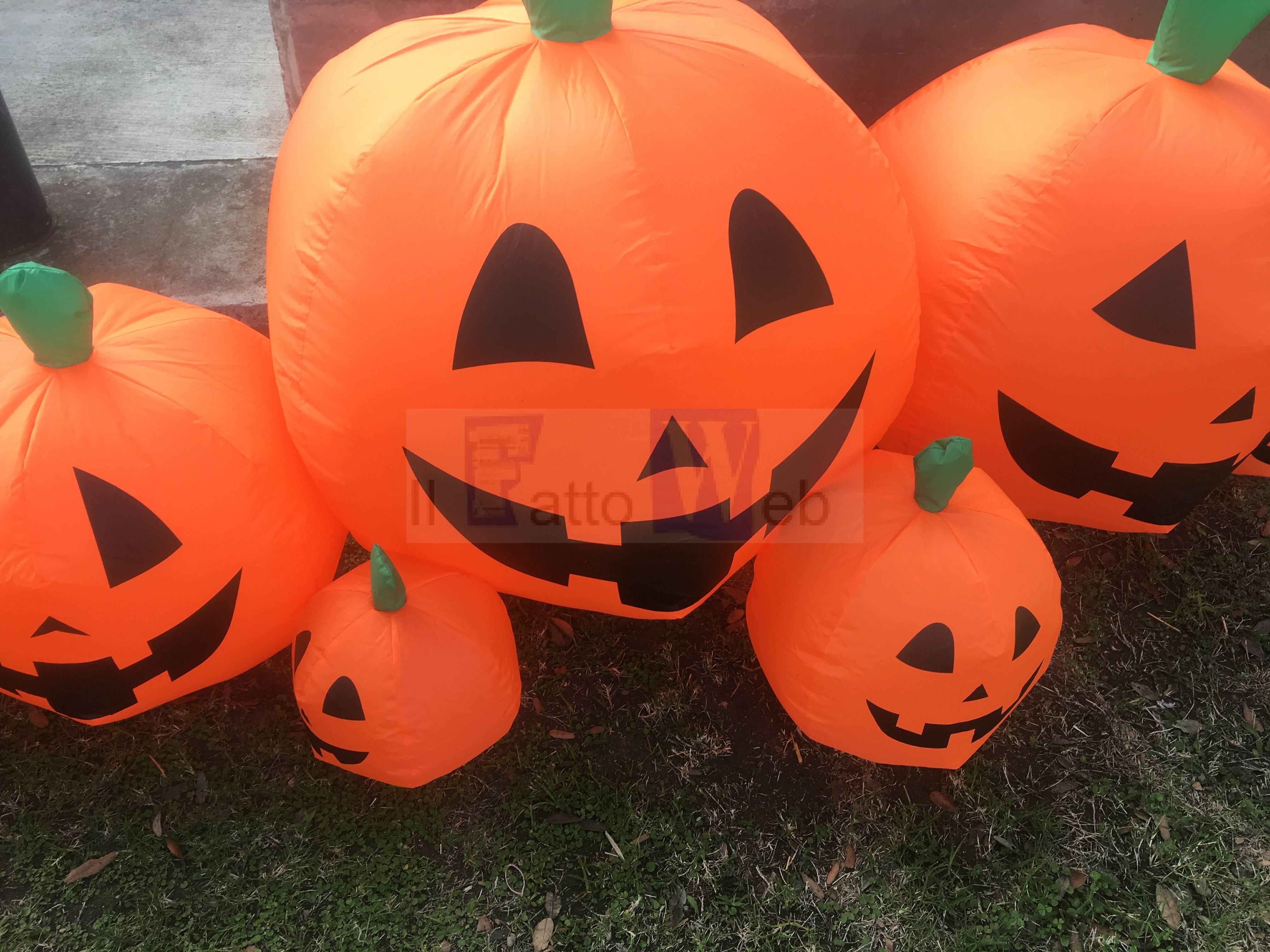 Al Nas 1 di Sigonella si festeggia Halloween