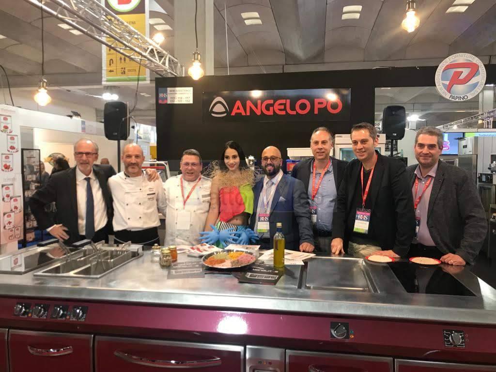La PapinoNew Assistance e Angelo Po presentano i loro prodotti alla RHS di Catania