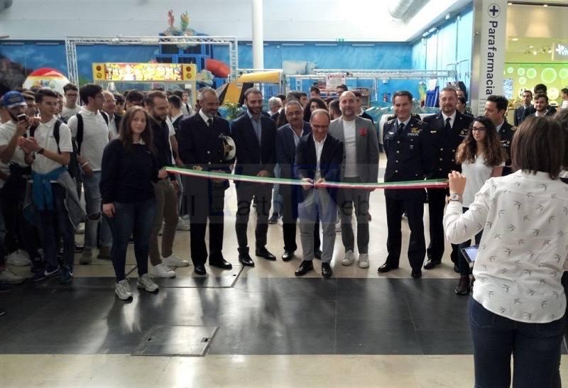 L'Aeronautica Militare ha preso parte al 50ennale della fondazione dell'Istituto Aeronautico Ferrarin di Catania
