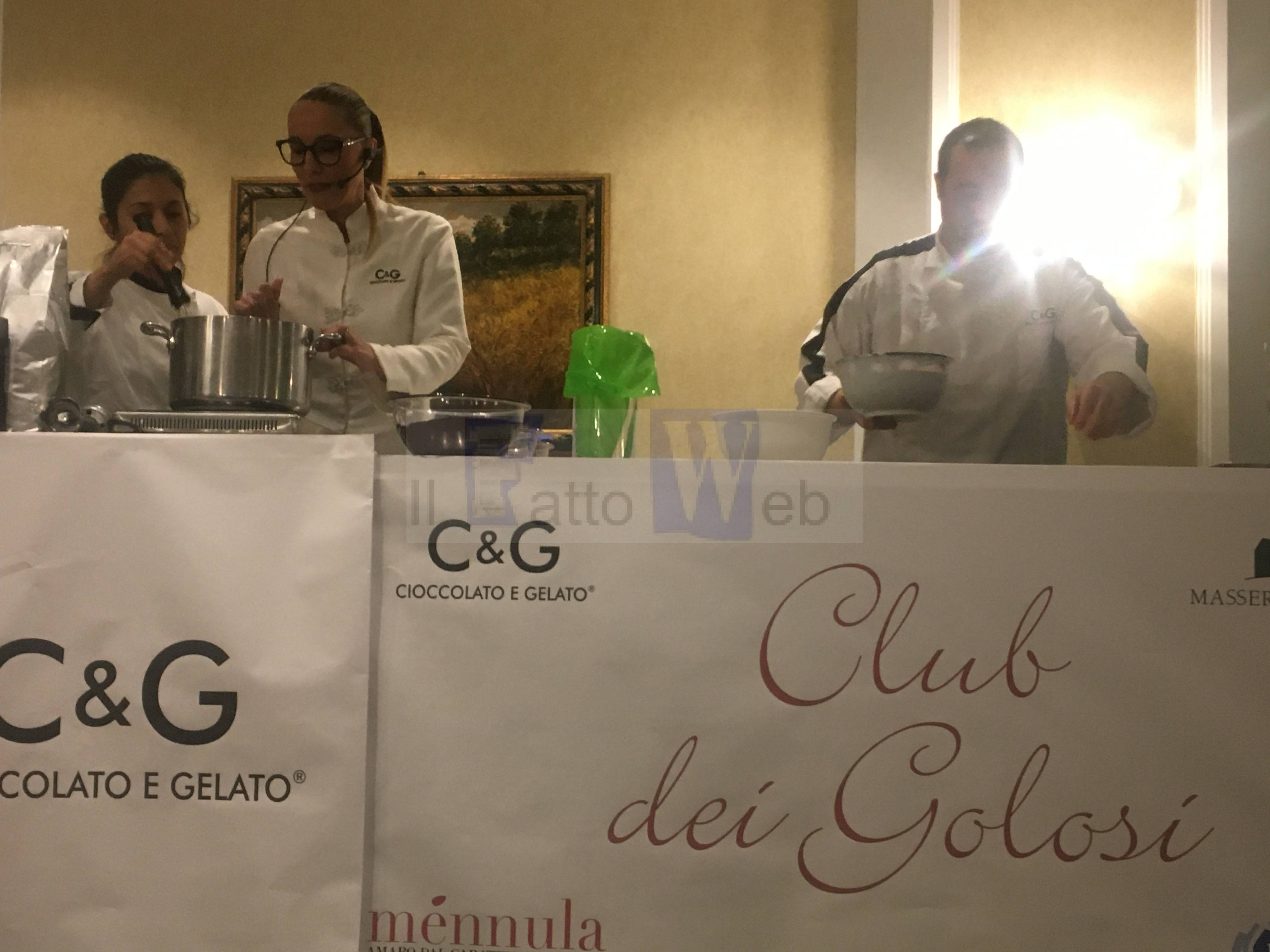C&G e Masseria Carminello presentano il panettone salato