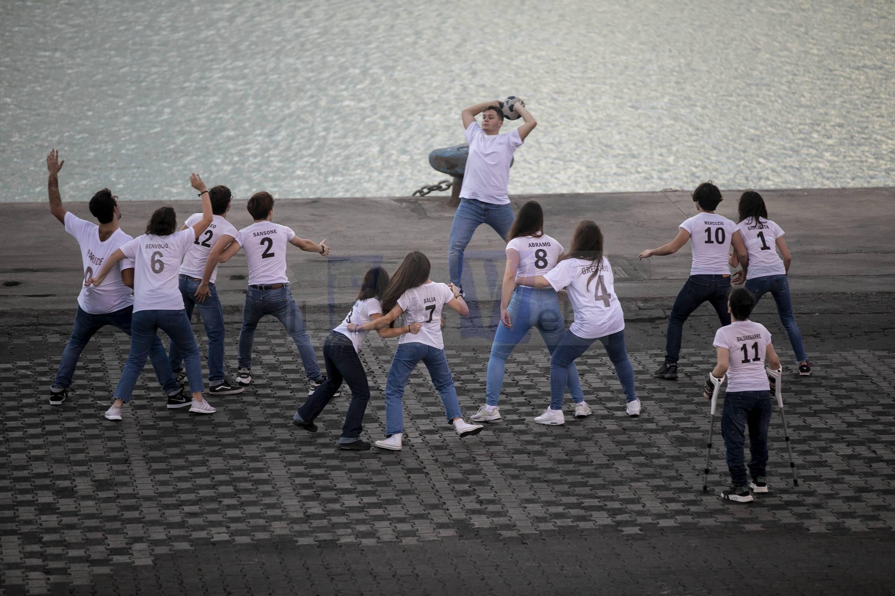 """Teatro Stabile di Catania: """"Romeo e Giulietta, ovvero la perdita dei padri"""", un progetto che dà voce ai giovani"""