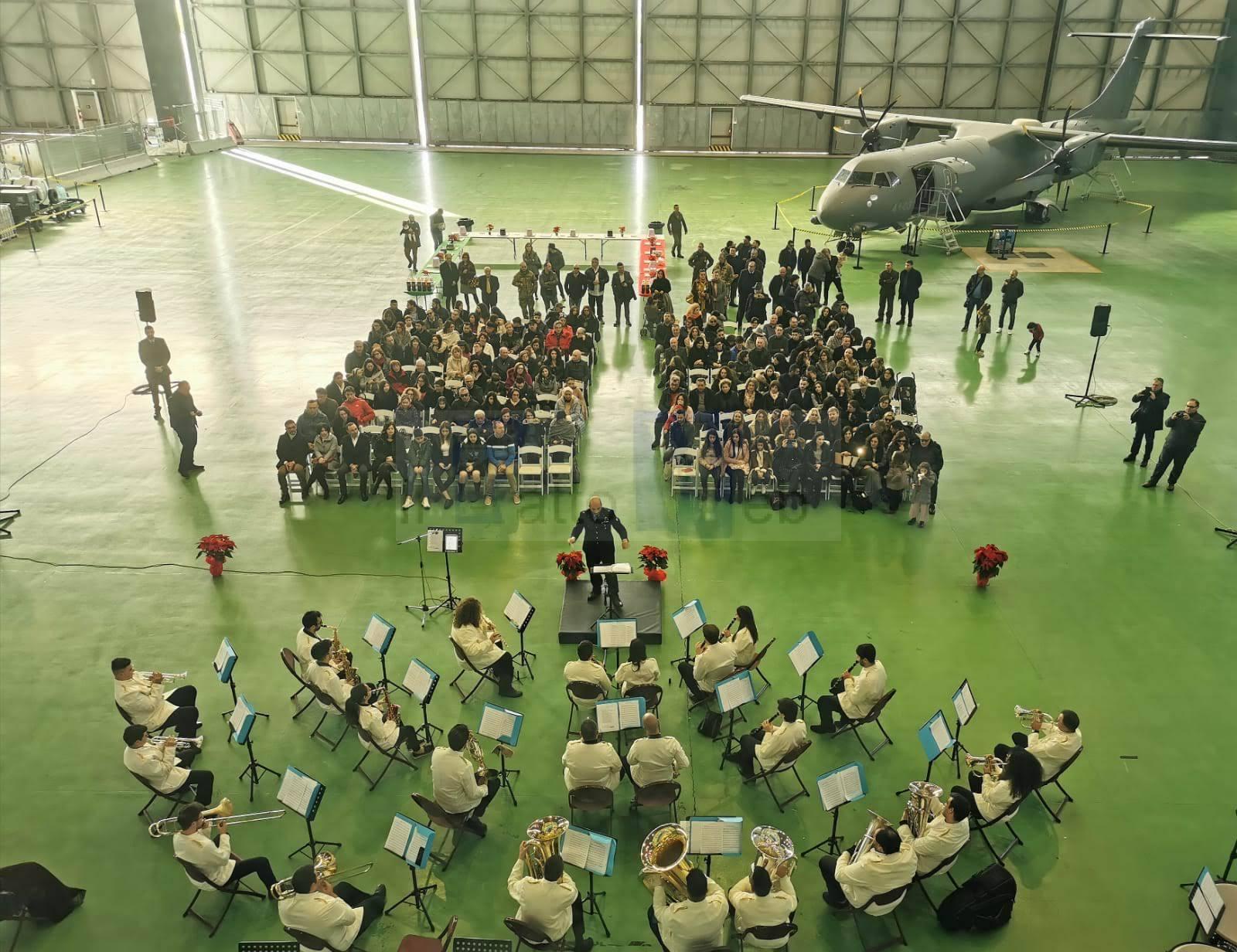 Sigonella: Aeronautica Militare fa rima con solidarietà