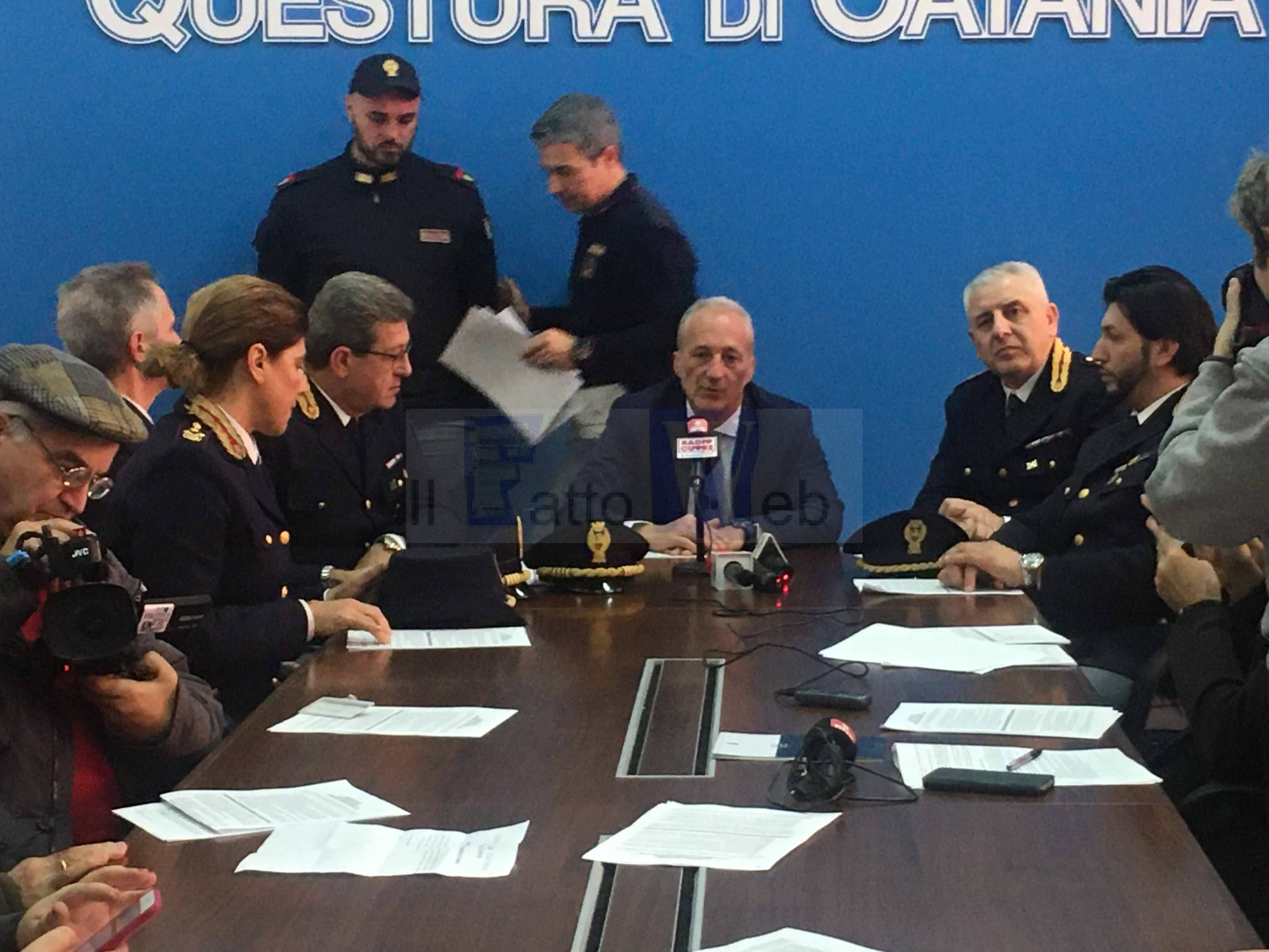 Polizia di Stato: il consuntivo del 2019 trend positivo per la lotta contro il crimine