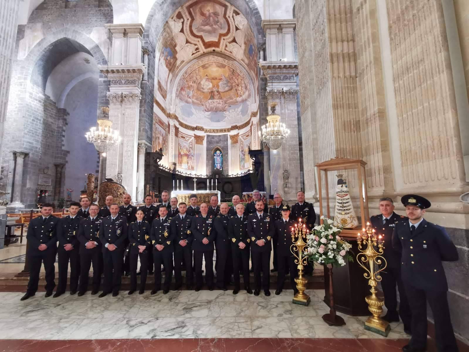 La Madonna di Loreto fa tappa alla Cattedrale di Catania