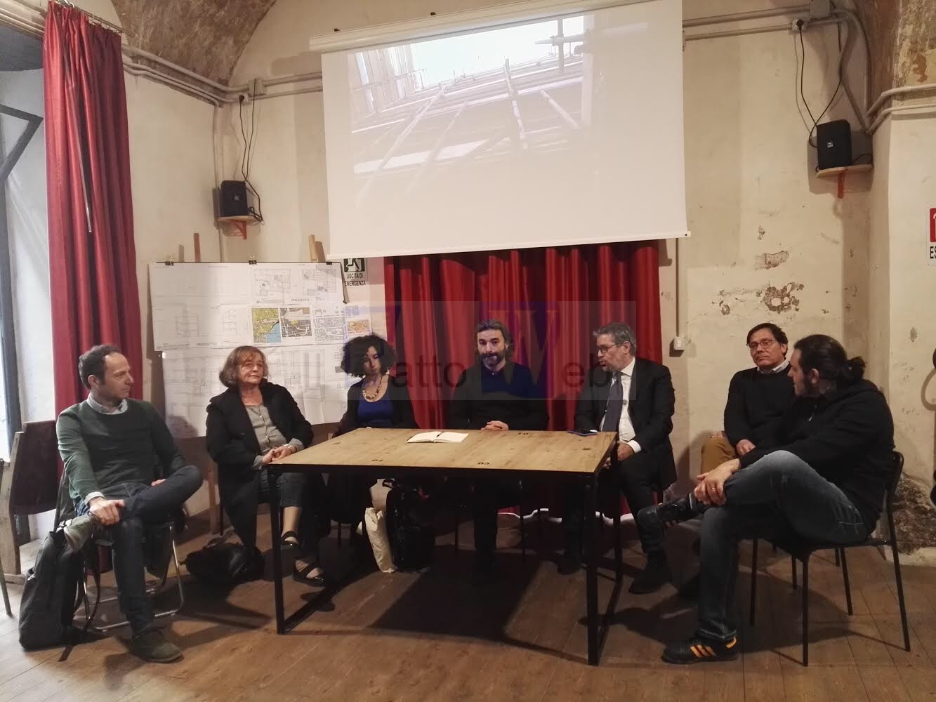 """Presentato a Catania il progetto""""Sottosopra: Abitare Collaborativo"""""""