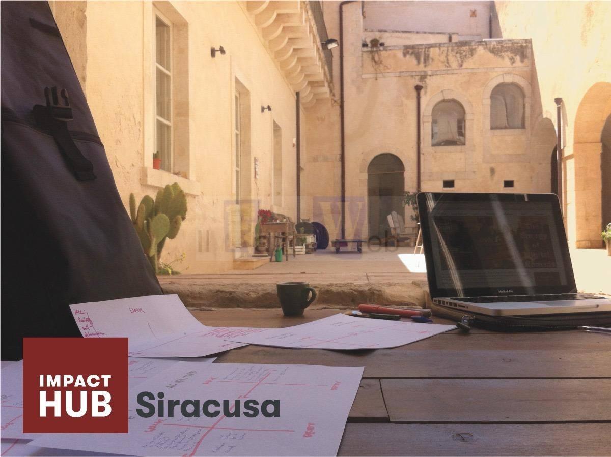 """Impact Hub Siracusa: al vis ai """"Social lunch"""" on line anche al tempo del Coronavirus"""
