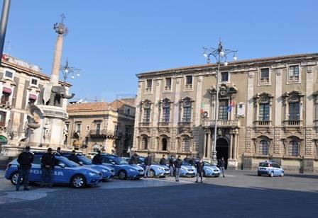 A Catania una Pasqua blindata: controlli a tappeto su tutto il territorio