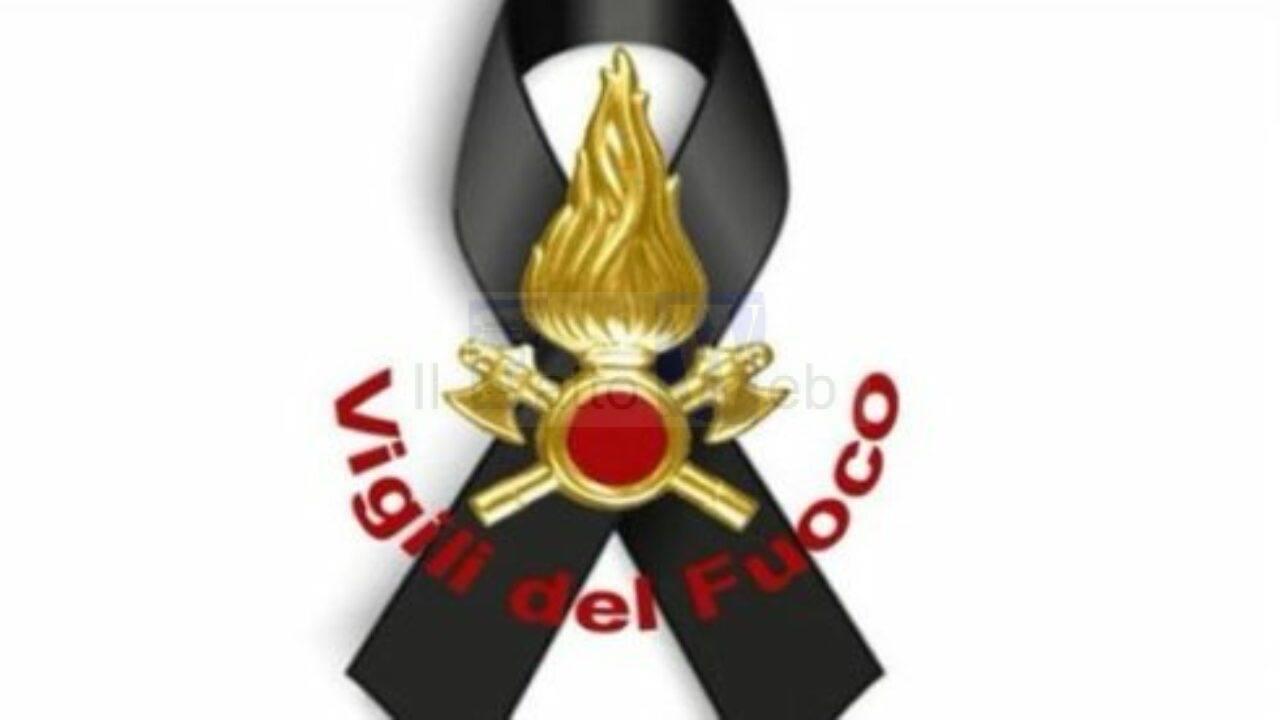 Giuseppe Coco non ce l'ha fatta. Il cordoglio del Corpo dei VV.FF.