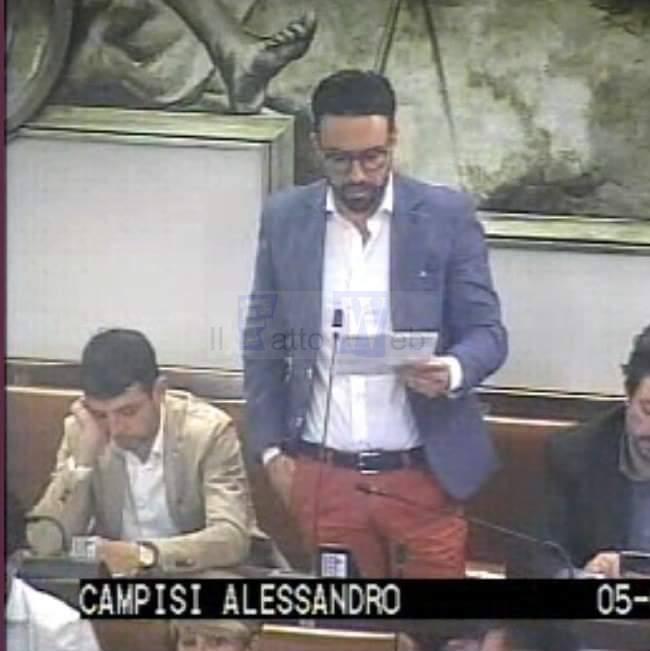 Via Velletri al buio: il consigliere comunale Campisi chiede il  ripristino della pubblica illuminazione