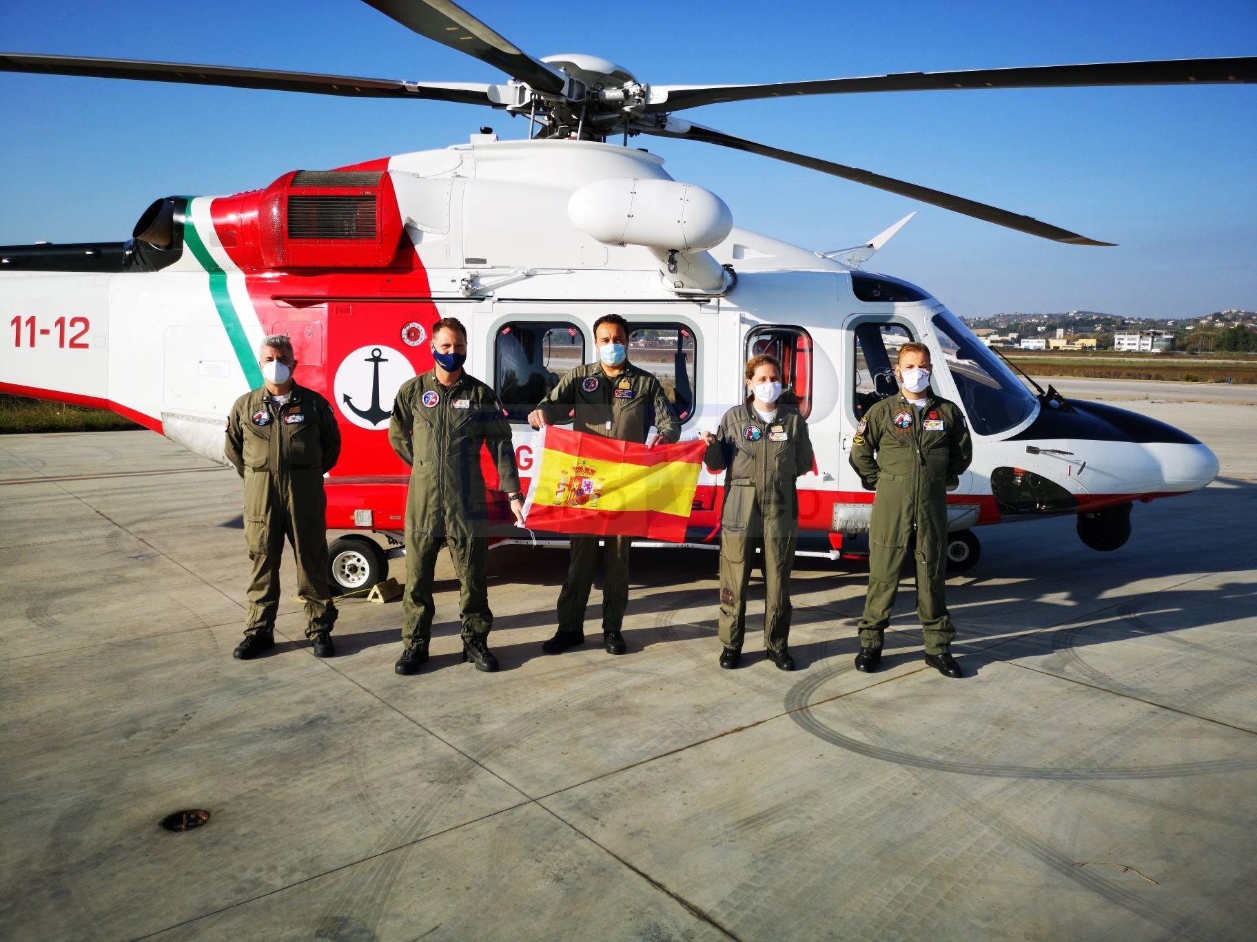 Pescara: missione in Spagna per la Guardia Costiera