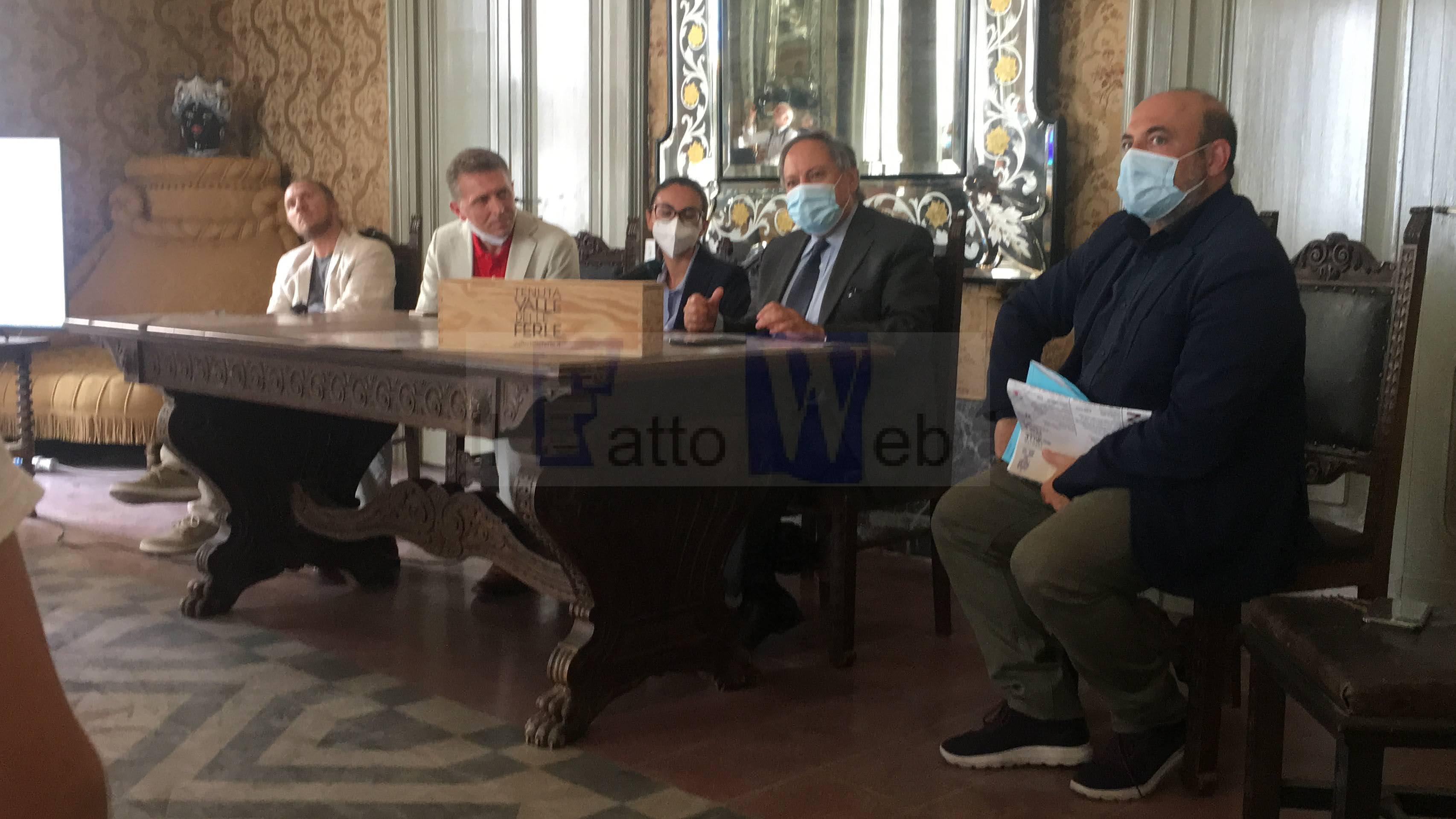 Domani nella tenuta Valle delle Ferle apre i battenti il Caltagirone Film Festival