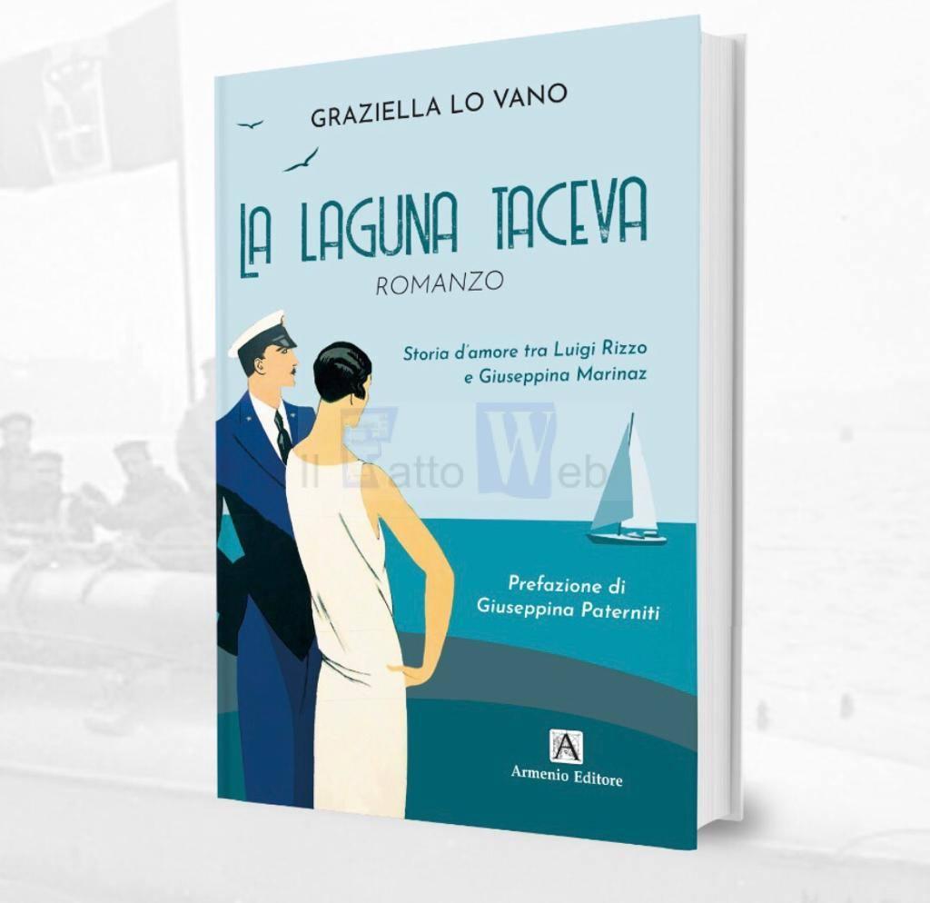 """Presentazione del romanzo """"La laguna taceva"""" di Graziella Lo Vano"""